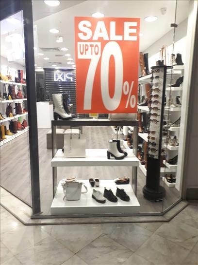 عروض بيكسي تخفيضات تصل الى 70% فى فرع جنينه مول Gnina Mall خلال الفتره 10 أبريل حتى 30 أبريل - 8 صوره