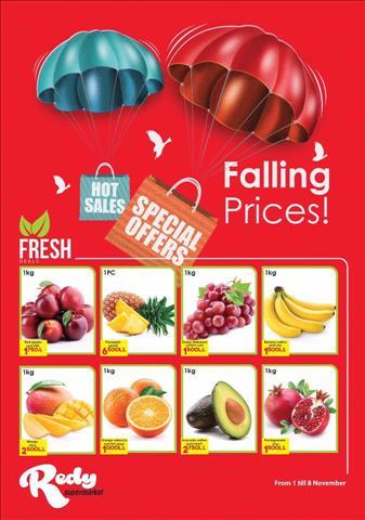عروض REDY Supermarket خلال الفتره 1 نوفمبر حتى 8 نوفمبر (8 صوره)