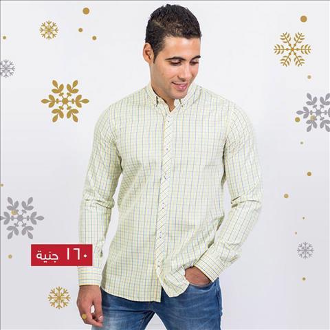 عروض تاي هوس مصر العروض لسه مستمرة 2 قميص  تاي هاوس بـ 250ج بدلاً من 320ج. خلال الفتره 23 ديسمبر حتى 31 ديسمبر - 5 صوره