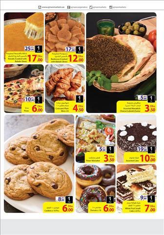 """عروض جمعية أسواق عجمان خصم يصل إلى 50٪"""" على الأطعمة الطازجة والسلع و المنتجات الغذائية و الغير الغذائية والإلكترونيات خلال الفتره 25 مارس حتى 7 أبريل - 45 صوره"""